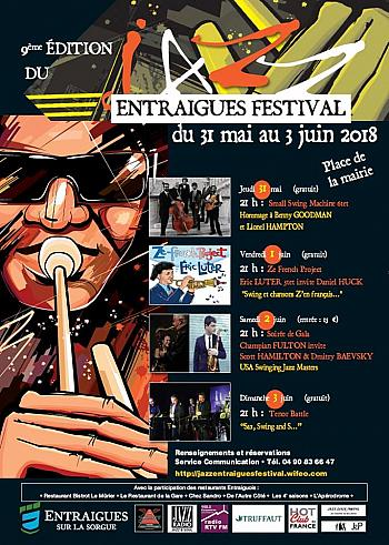 Jazz Entraigues Festival