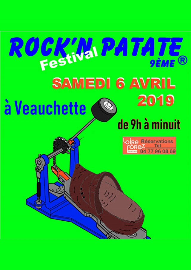 Festival Rock'n Patate